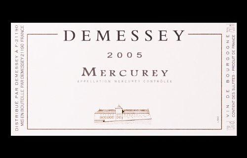 メルキュレイ ブラン 2005 /ドゥメセ